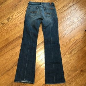 7FAM bootcut jeans 26